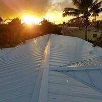 Standing Seam Polar White